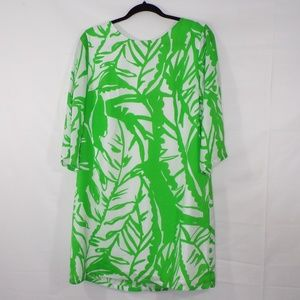 Lilly Pulitzer for Target Palm Leaf Shift Dress